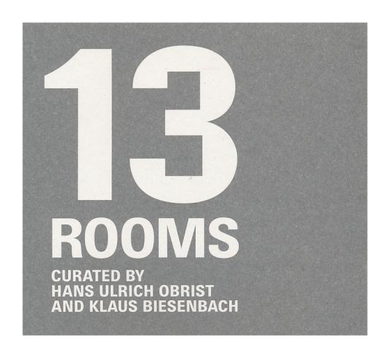 13 Rooms: Sydney, Australia