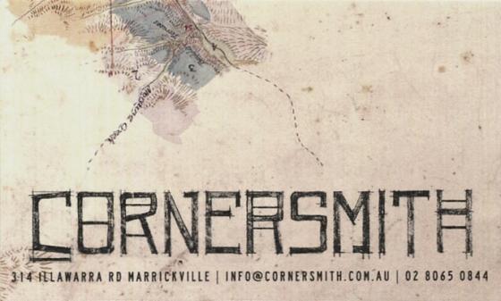 Cornersmith: Marrickville, Australia