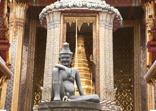 Grand Palace: Bangkok, Thailand