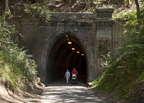 Fernleigh Track tunnel, Newcastle