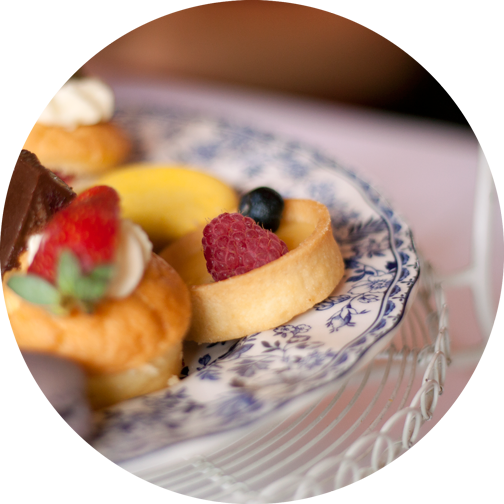 High Tea at Vaucluse House: Sydney, Australia