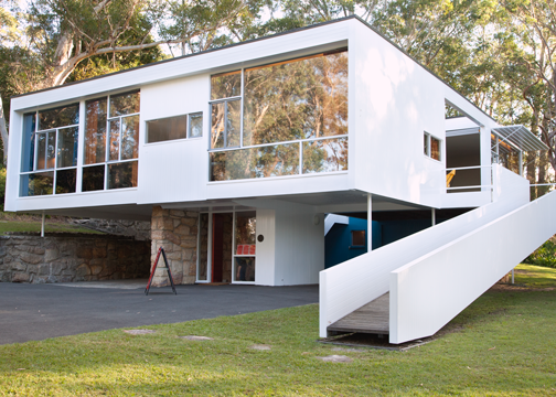 Rose Seidler House: Wahroonga, Australia
