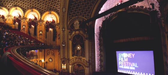 Sydney Film Festival at the State Theatre: Sydney, Australia