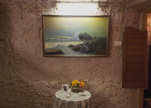Faye's Underground House: Coober Pedy, South Australia