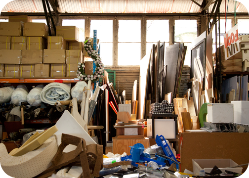 Reverse Garbage: Marrickville, Australia