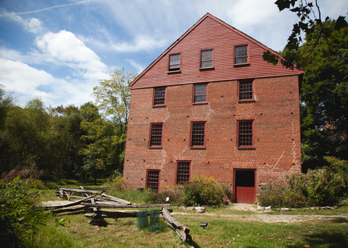 Colvin Run Mill: Great Falls, Virginia