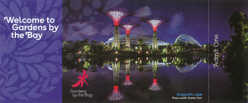 Ticket for Flower Dome at the Gardens by the Bay: Singapore