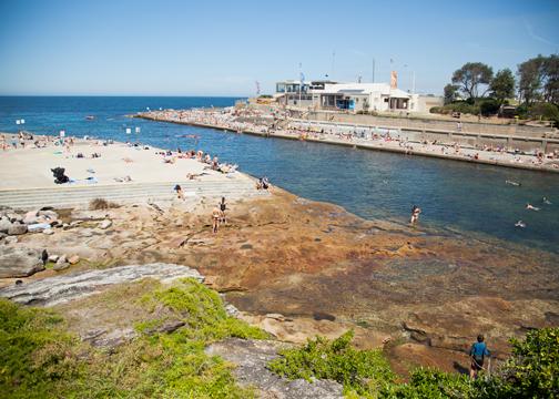 Clovelly Beach: Sydney, Australia