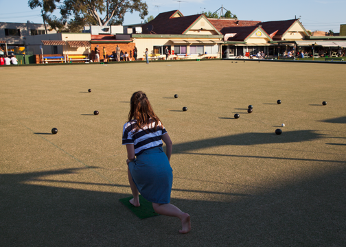 Marrickville Lawn Bowling Club