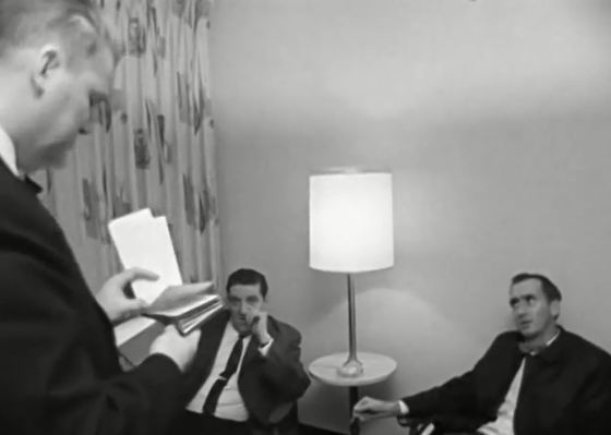 Salesman film still by the Maysles Brothers
