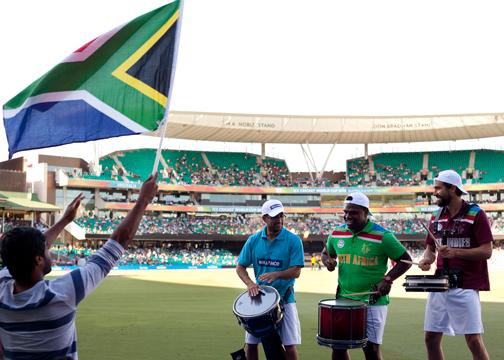 2015 Cricket World Cup at the Sydney Cricket Ground: Sydney, Australia