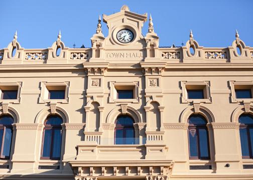 Glebe Town Hall: Sydney, Australia