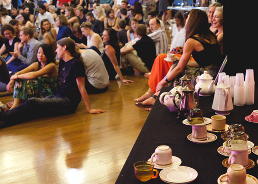 High Tea at Glebe Town Hall: Sydney, Australia