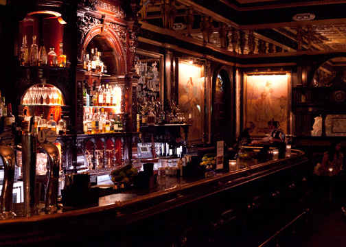 Marble Bar: Sydney, Australia