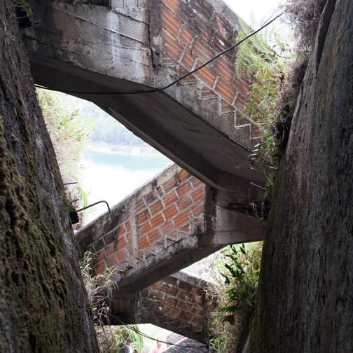 El-Peñol-Stairs