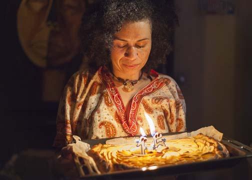 A birthday celebration at Mi Tierra: Bogotá, Colombia