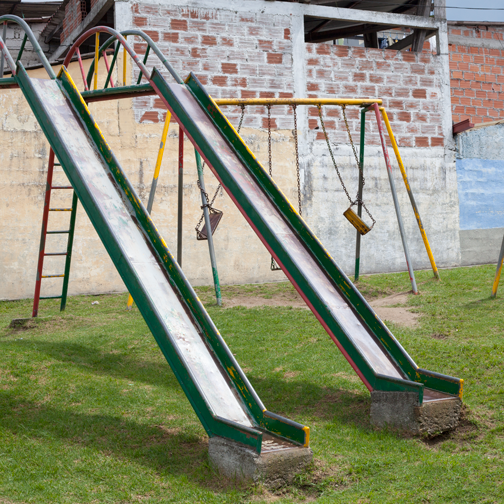 Neighborhood playground: Manizales, Colombia