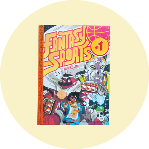 Fantasy Sports by Sam Bosma
