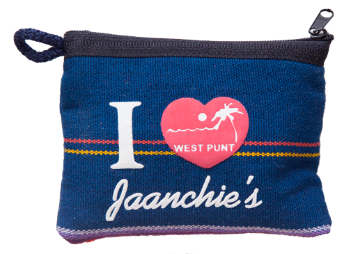 Coin purse from Jaanchie's: West Punt, Curacao