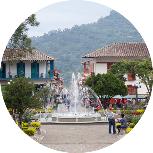 Jardin-Plaza-Fountain-Colombia