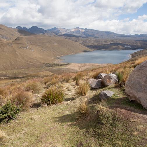 Parque-los-Nevados-Lago-Otun